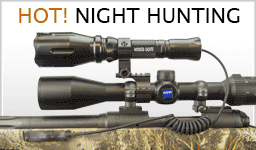 Click HERE for night hunting gear!